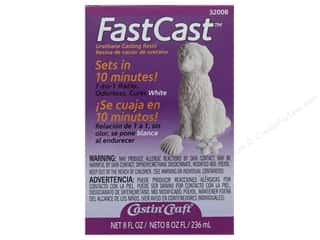 craft & hobbies: Castin'Craft FastCast Urethane Kit 8 oz