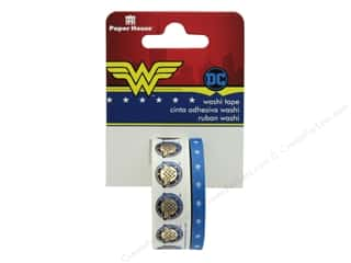 Paper House Washi Tape DC Comics Wonder Woman
