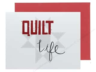 Clearance: Kati Cupcake Gift Card Quilt Life