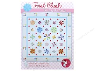 books & patterns: First Blush: Block of the Month Book