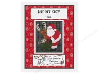 books & patterns: Quilt Doodle Designs Santa's Sack Pattern
