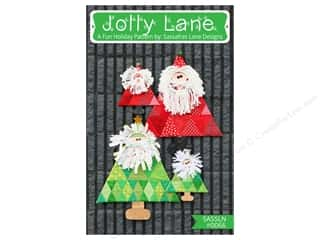 books & patterns: Sassafras Lane Designs Jolly Lane Pattern