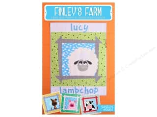 books & patterns: Sassafras Lane Designs Finley's Farm Pattern
