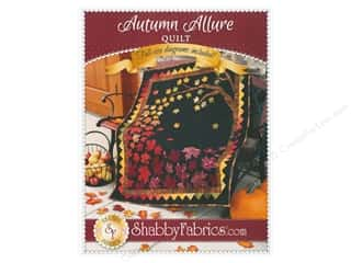 books & patterns: Shabby Fabrics Autumn Allure Quilt Pattern