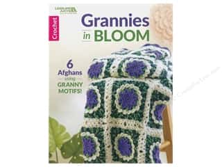 Leisure Arts Grannies In Bloom Book