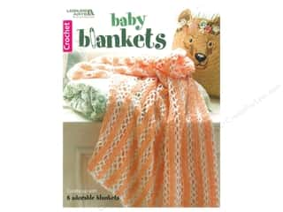 Leisure Arts Baby Blankets Book