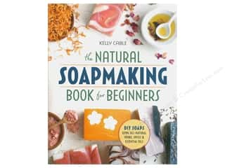 books & patterns: Althea Press The Natural Soapmaking Book for Beginners
