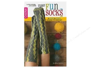 Leisure Arts Make Fun Socks Book