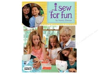 Nancy Zieman I Sew For Fun Book