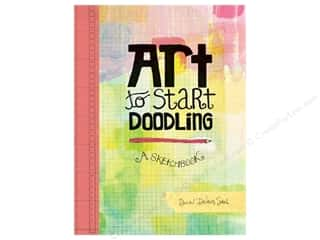Abrams Art to Start Doodling A Sketchbook Book