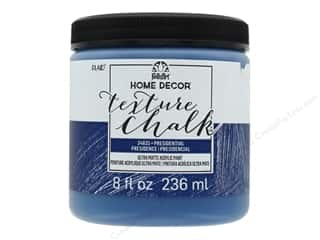 craft & hobbies: FolkArt Home Decor Texture Chalk 8 oz. Presidential