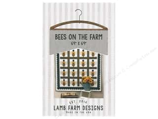 books & patterns: Lamb Farm Designs Bees On The Farm Pattern