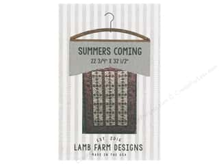 Lamb Farm Designs Summers Coming Pattern