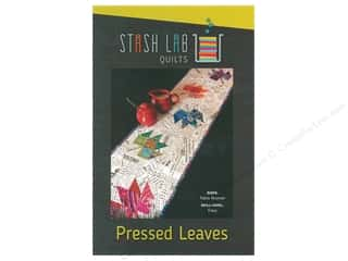 Stash Lab Quilts Pressed Leaves Pattern