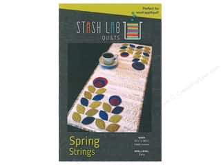 twine: Stash Lab Quilts Spring Strings Pattern