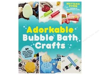 books & patterns: Page Street Publishing Adorkable Bubble Bath Crafts Book