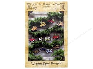Wooden Spool Designs Bringing Home The Tree Pattern