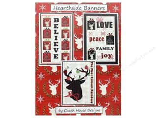 books & patterns: Coach House Designs Hearthside Banners Pattern