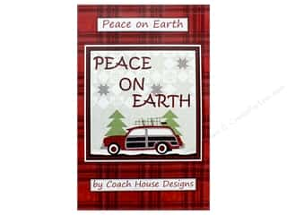 books & patterns: Coach House Designs Peace On Earth Pattern