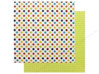 Authentique Collection Summertime Paper 12 in. x 12 in. One (25 pieces)