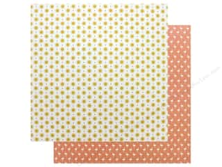 Authentique Collection Summertime Paper  12 in. x 12 in.Three (25 pieces)