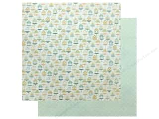 Authentique Collection Meadow Paper 12 in. x 12 in.Two (25 pieces)