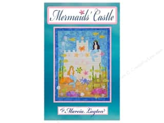 Marcia Layton Designs Mermaids' Castle Pattern