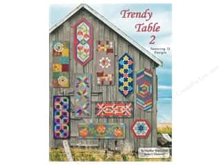 Anka's Treasures Trendy Table 2 Book