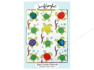 Jennifer Jangles Sea Turtle Friends Pattern