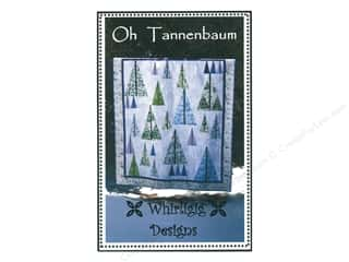 books & patterns: Whirligig Designs Oh Tannenbaum Pattern