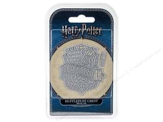 Character World Die Warner Bros. Harry Potter Hufflepuff Crest