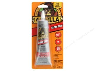 Gorilla Glue Grip Contact Adhesive 3 oz Tube