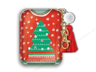 Clearance: Lady Jayne Zip Pouch Holiday Ugly Sweater