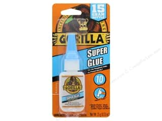 Gorilla Super Glue .53 oz.