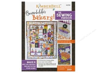 books & patterns: Kimberbell Designs Books Broomhilda's Bakery Sewing Version Book