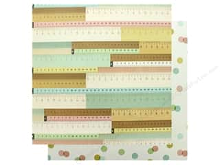 Simple Stories Collection Oh Baby Paper 12 in. x 12 in. Bundle Of Joy (25 pieces)