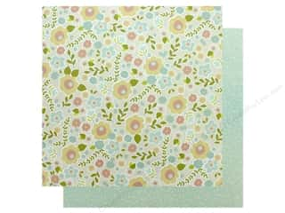 Simple Stories Collection Oh Baby Paper 12 in. x 12 in. Sweet Dreams (25 pieces)