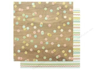 Clearance: Simple Stories Collection Oh Baby Paper 12 in. x 12 in. Little One (25 pieces)