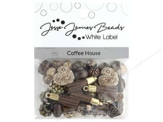 Jesse James Inspirations: Jesse James Bead White Label Design Element Coffee House