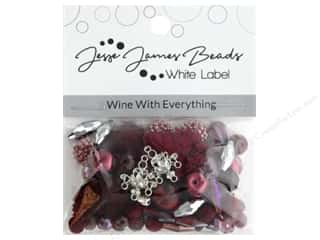 Jesse James Bead White Label Design Element Wine With Everything