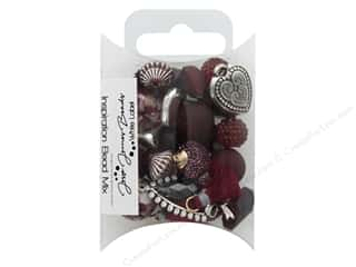 beading & jewelry making supplies: Jesse James Bead White Label Inspiration Wine With Everything