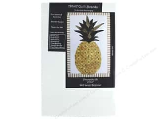 "projects & kits: Artsi2 Quilt Board 8""x 12"" Pineapple"
