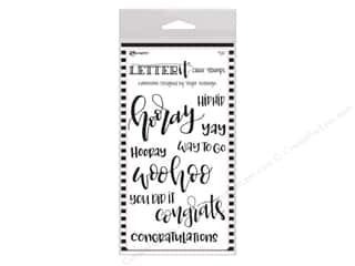 Ranger Letter It Stamp Set - Celebration