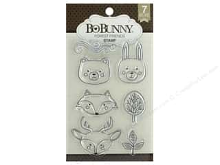 Bo Bunny Stamp Essentials Forest Friends