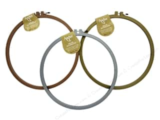 "Coats & Clark Anchor Hoop & Frame Decor 10"" Assorted"