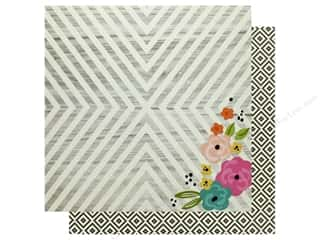 Simple Stories Collection Good Vibes Paper 12 in. x 12 in. Be Amazing (25 pieces)