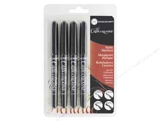 Manuscript Callicreative Marker Set Italic Black
