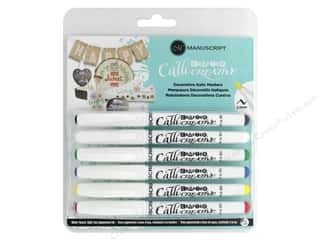 Manuscript Callicreative Marker Set Crafter Italic