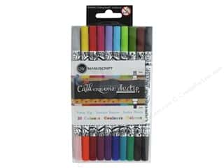 Manuscript Callicreative Marker Duotip 2 Color 10 pc