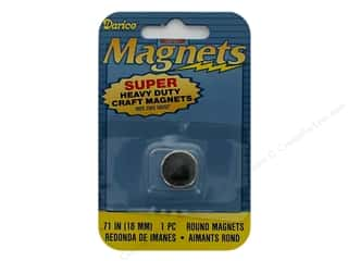 Darice Magnet Heavy Duty .71 in. 1 pc